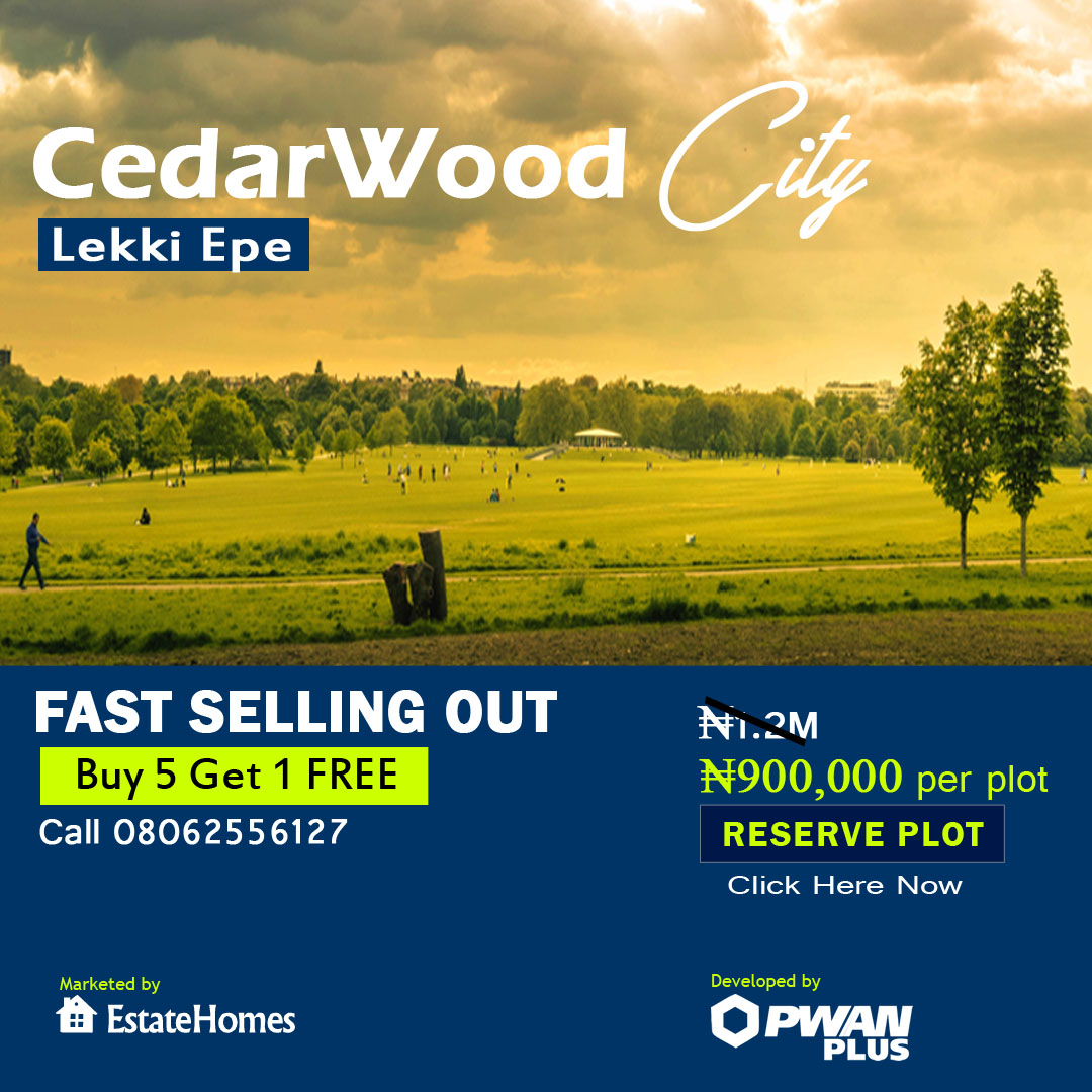 CedarWood City Epe